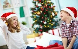 Новогодний детский квест в квартире