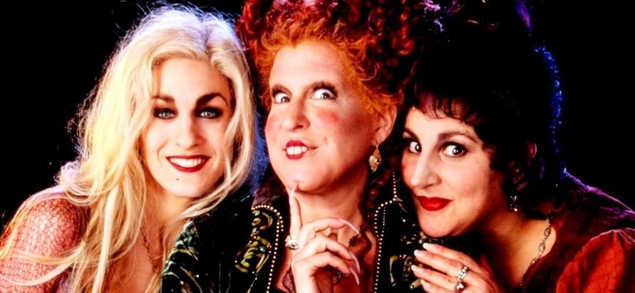 Конкурсы на Хеллоуин Ведьмы