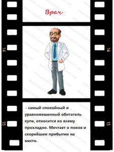 Игра-квест (врач)