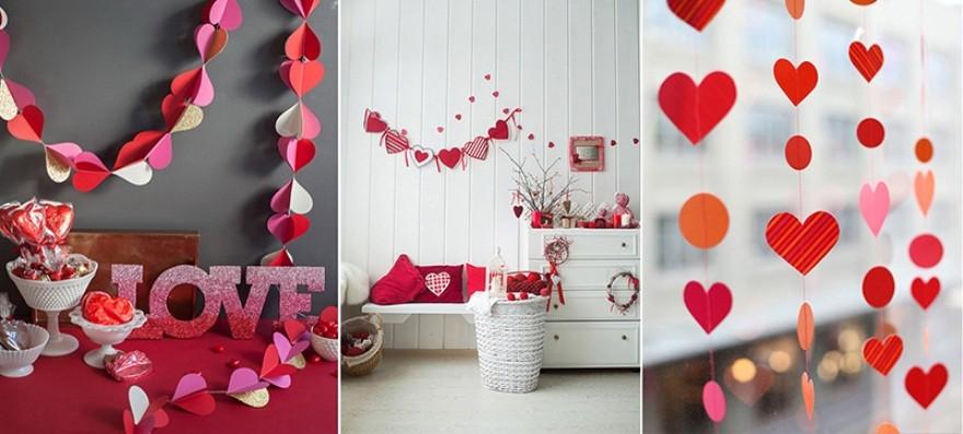 Декор День Святого Валентина