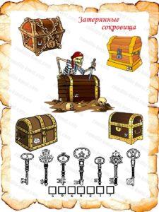 сценарий пиратского квеста