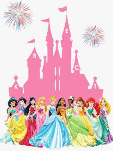 Квест для девочек Принцессы