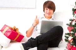 способы вручения новогодних подарков подросткам