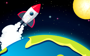 Детский квест про космос